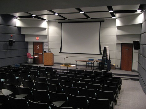 Theatre and Lecture Hall