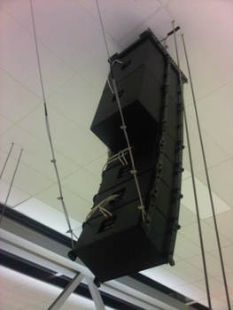 University of Windsor - TOA line array